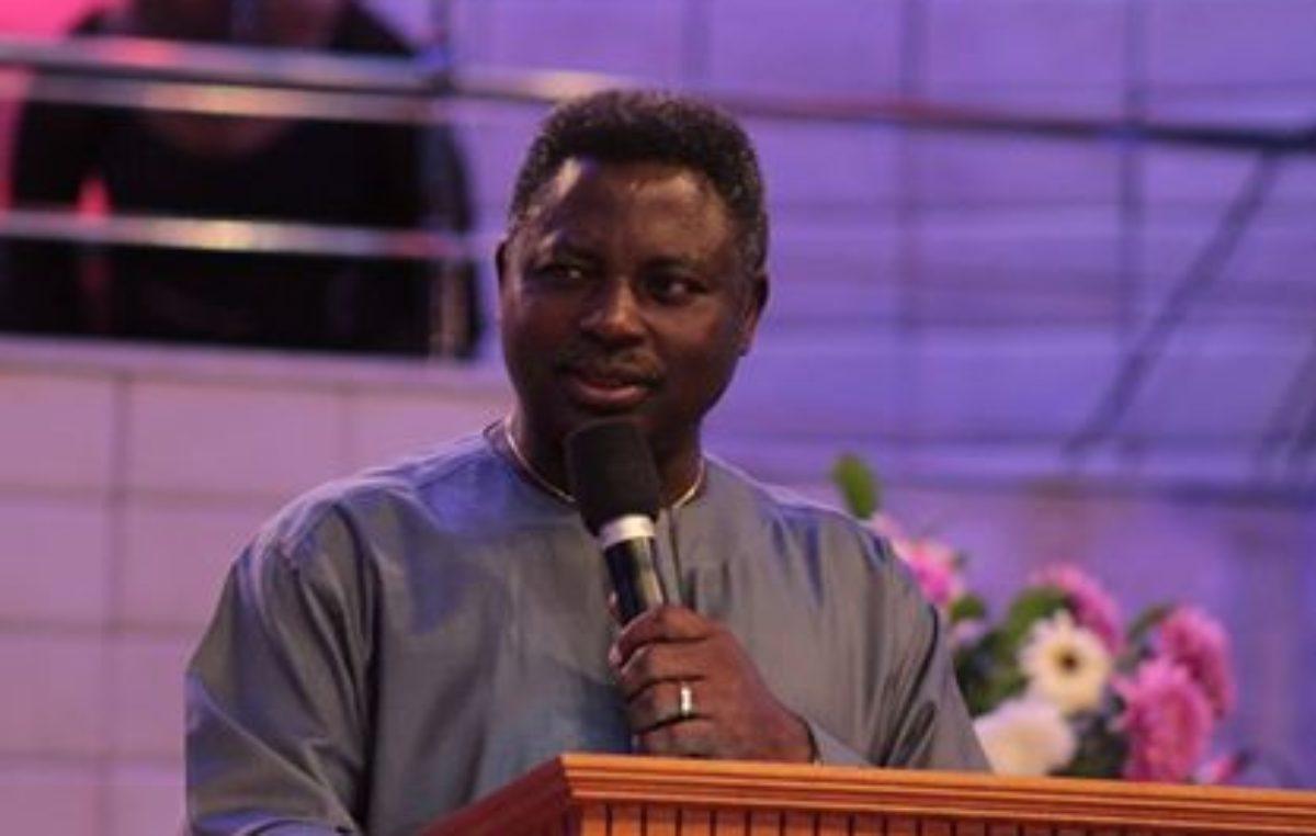 Pastor Matthew Ashimolowo