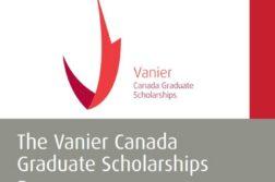 Vanier Canada Graduate Scholarships (Vanier CGS) 2020/2021